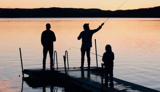 50代、最近の低コストな私たちの趣味は海釣り
